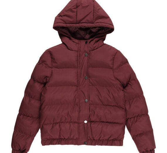 Urban Classics Kids Зимно яке  черешово червено 46815016