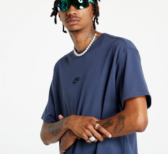 Тениски Nike Sportswear Premium Essential Men's T-Shirt Thunder Blue/ Black 807340