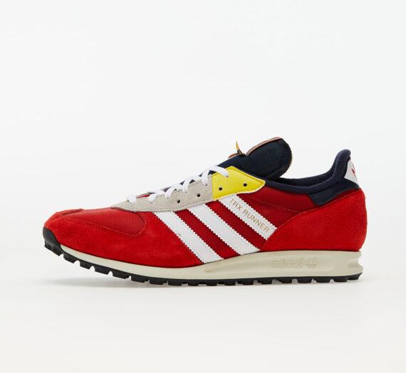 Мъжки кецове и обувки adidas TRX Vintage Red/ Legend Ink/ Yellow 841945
